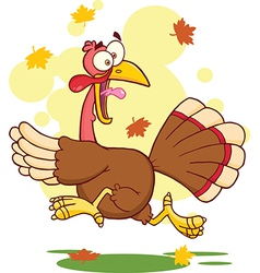 Thanksgiving cartoon vector