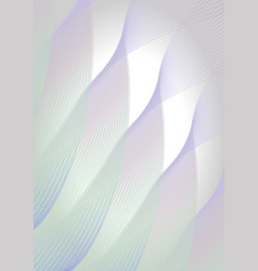 abstract vertical background in soft pastel colors vector image