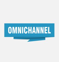 Omnichannel vector
