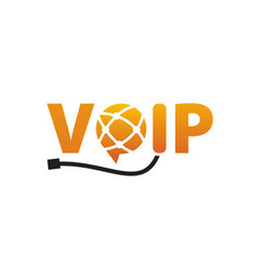 Voip message communication link vector