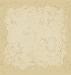 vintage grunge background texture vector image