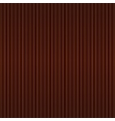 Chocolate Background with Brown Stripes vector image