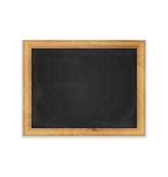 blackboard background frame vector image