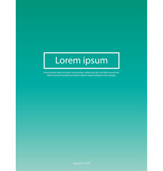 Minimal covers design a4 cover design gradients vector