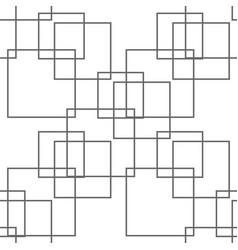 Abstract seamless pattern minimal geometric vector