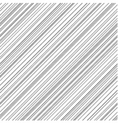 Abstract striped lines black white background vector