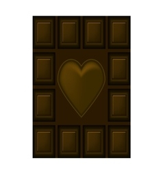Chocolate Bar vector image