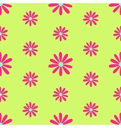Pretty summer camomile vector image vector image
