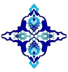Artistic ottoman pattern series eighty one vector