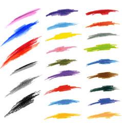 design elements pen doodle vector image