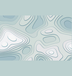 Abstract background in lines and contours vector