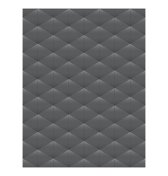 Geometric seamless gray background vector image