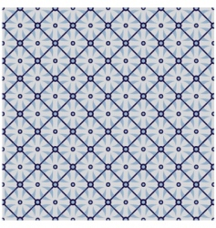 Geometric wallpaper pattern vector