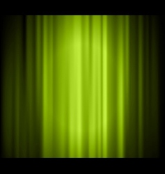 soft curtain vector image