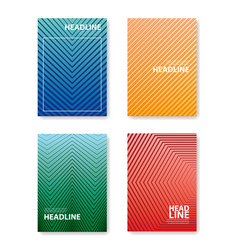 Minimal abstract covers gradients design vector