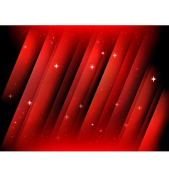 Abstract starfield background vector image vector image