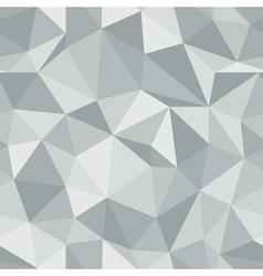 Brilliant seamless pattern Diamond triangle vector image vector image