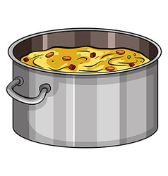 Too many cooks idiom vector image
