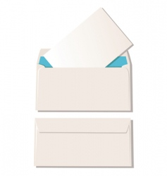 Two envelopes vector