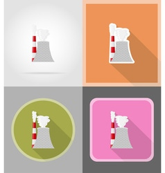 Power and energy flat icons 11 vector