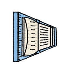 Book read learn image sketch vector