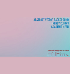 creative gradient background for greeting card vector image