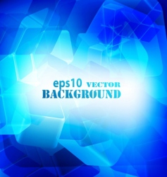 digital light background vector image