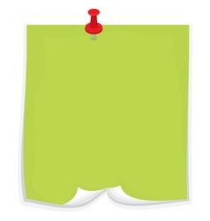 Sticky note5 resize vector image