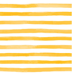 beautiful seamless pattern with orange yellow vector image