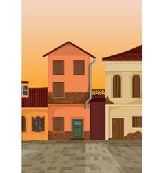 House colony vector