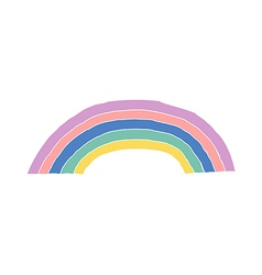A view of rainbow vector