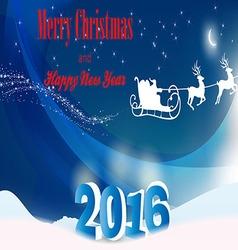 Festive background for Christmas vector