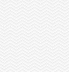 White geometric seamless zigzag background vector image vector image