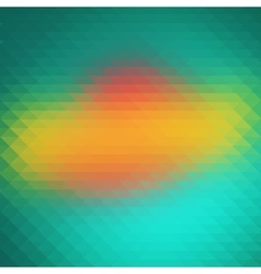 Abstract geometric background with rhombus vector image vector image