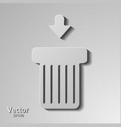 Vintage symbol set for use vector