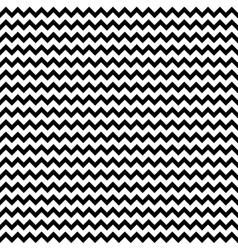 Black and white herringbone fabric seamless vector image
