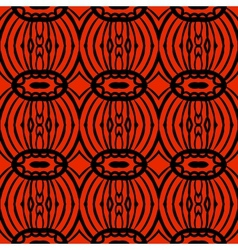African tribal pattern vector image