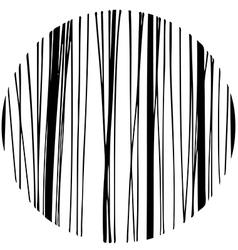Doodle circle 7 vector
