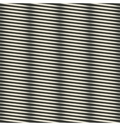 diagonal line monochrome seamless pattern vector image vector image