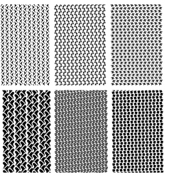 Geometric Ornaments vector image