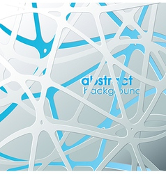 Abstract blue and white mash with place for your vector
