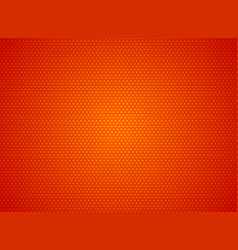 abstract dots pattern on red background vector image