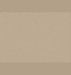 Cardboard stripped background vector