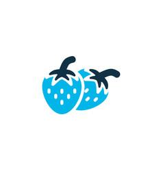 fruit icon colored symbol premium quality vector image