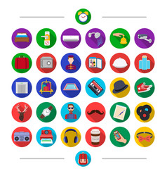 plumbing tools accessories and other web icon in vector image
