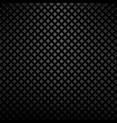 Dark metal grid background vector