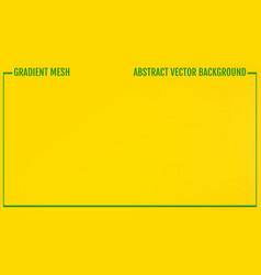 Gradient mesh abstract background modern screen vector