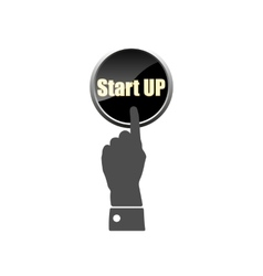 New business start up Projects vector image