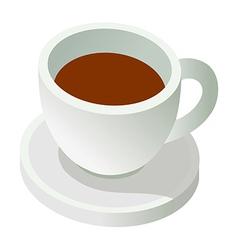 Icon coffee vector