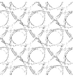 ornate grunge seamless vector image